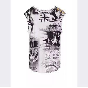 Victoria's Secret X Balmain shirt/blouse